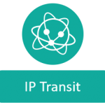IP Transit service provides Internet access with non-over-subscribed, high speed, low latency and less hops using full BGP routing.