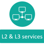 The AFR-IX L2 and L3 services allows you to connect your African sites through the AFR-IX MPLS Network with a wide variety of solutions according to your needs. Our infrastructure provides a Cisco backbone.